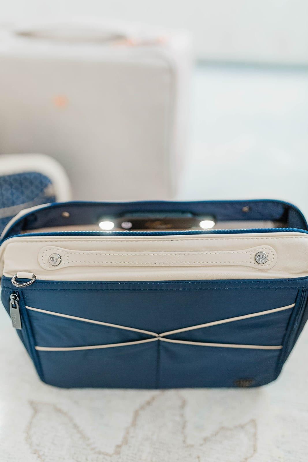Bag with Light Inside
