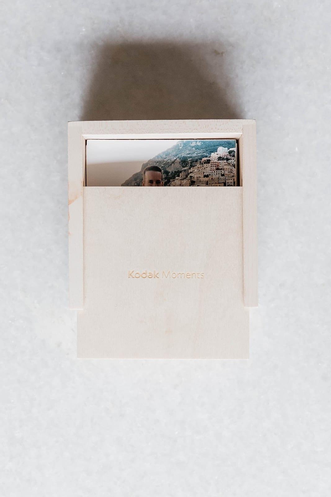 Kodak Moments Memory Box.