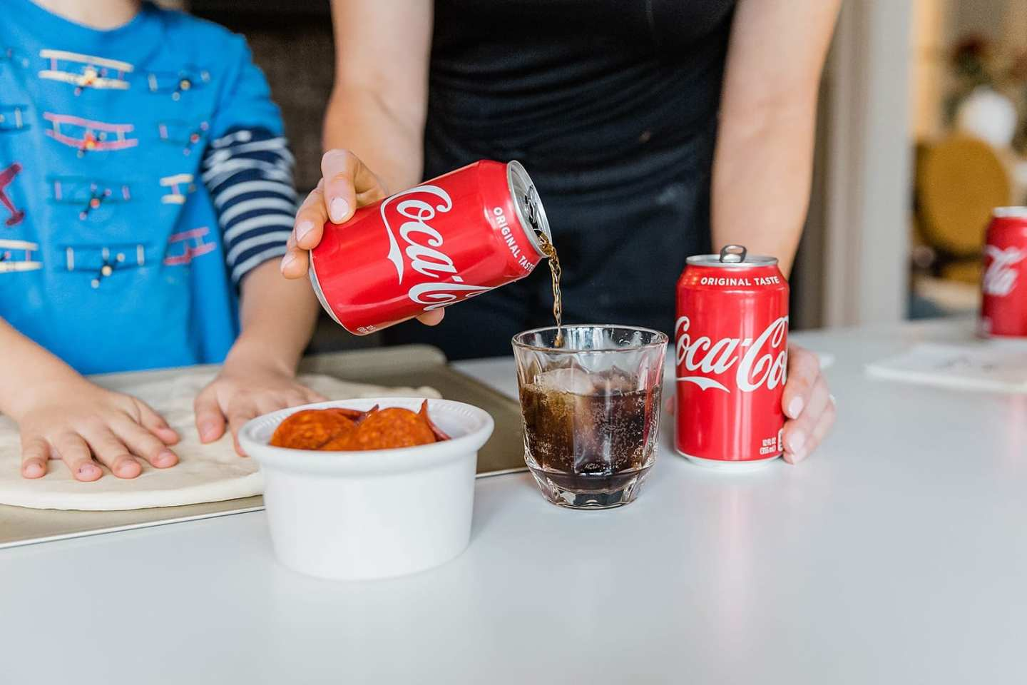 Coke Museum Atlanta. Pour yourself a Coke and celebrate the Super Bowl being held in Atlanta this year!