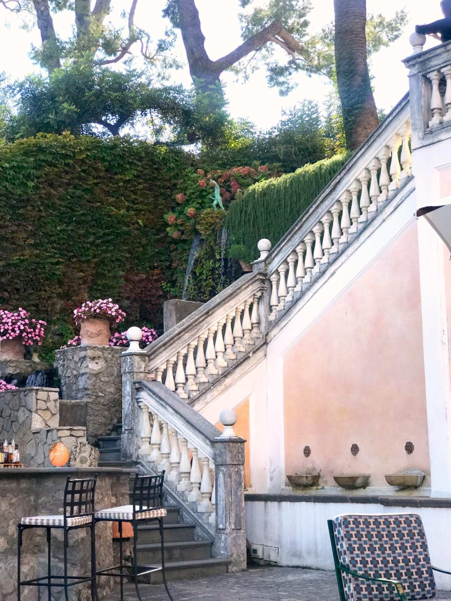 Palazzo Avino review for trip.