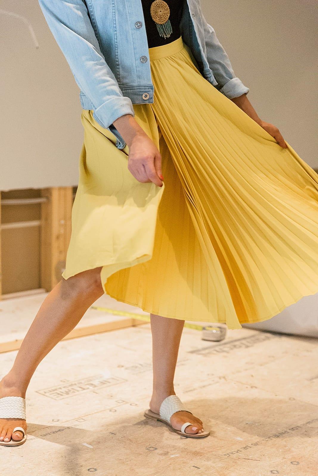 Affordable Summer Skirt for summer.