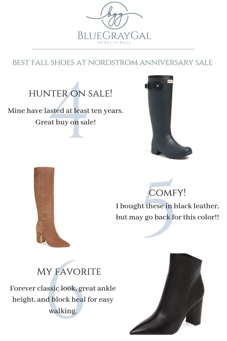 Booties on Sale Nordstrom Anniversary Sale