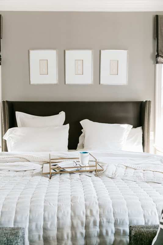 Serving Trays for guests and dining in bed.