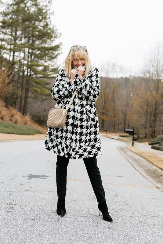 Alabama Fan Houndstooth Clothes for Women