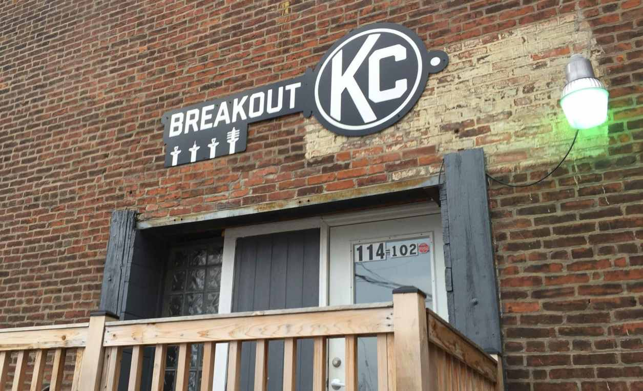 Image result for breakout kc