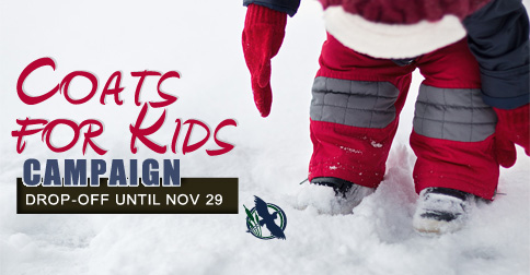 Coats for Kids Campaign