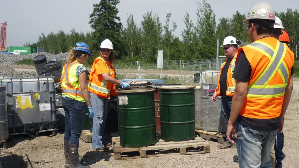 Conducting Site Inspections