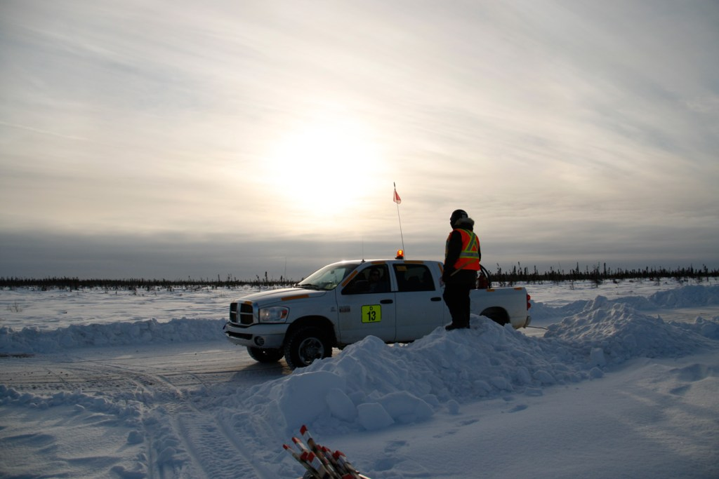 Winter Fieldwork