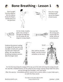 181001 First Phase Handout - Bone Breathing Lesson 1