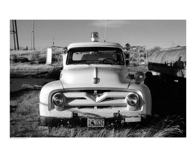 Medicine Bow, Wyoming (2016)