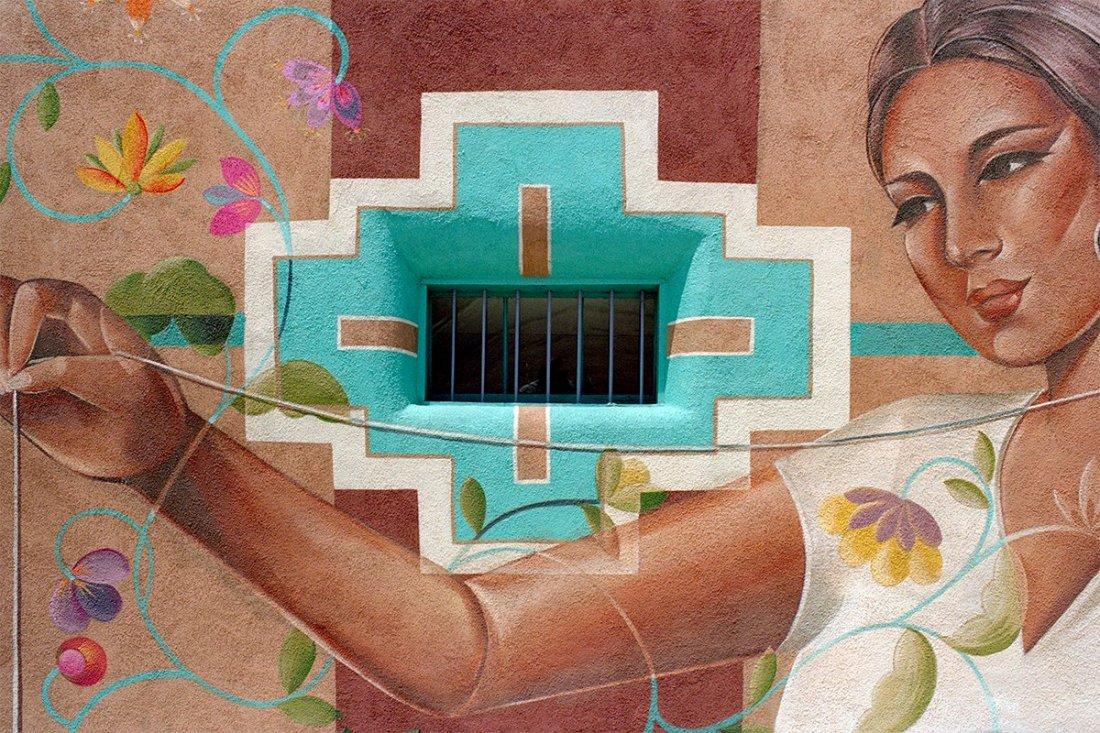 frame 05-Northern New Mexico Fiber Arts, Española, New Mexico (2018)