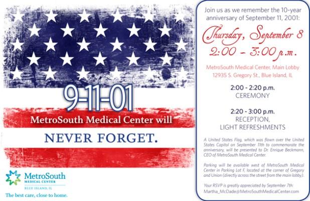 Remember  9-11-01 - 10th Anniversary