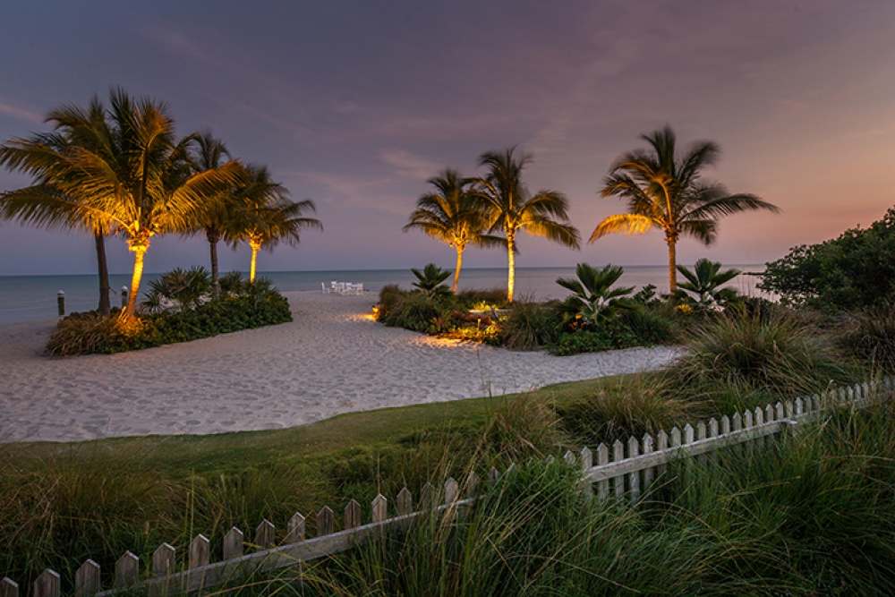 Blue Island Inc Key West Fl Landscaping Lighting And