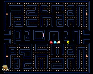 Pac-man is one of the most enduring popular arcade games of all time