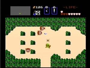 Legend of Zelda was a landmark adventure game