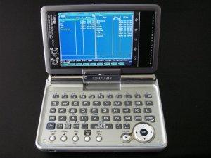 Sharp Zaurus C1000