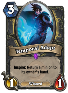 Temporal Adept