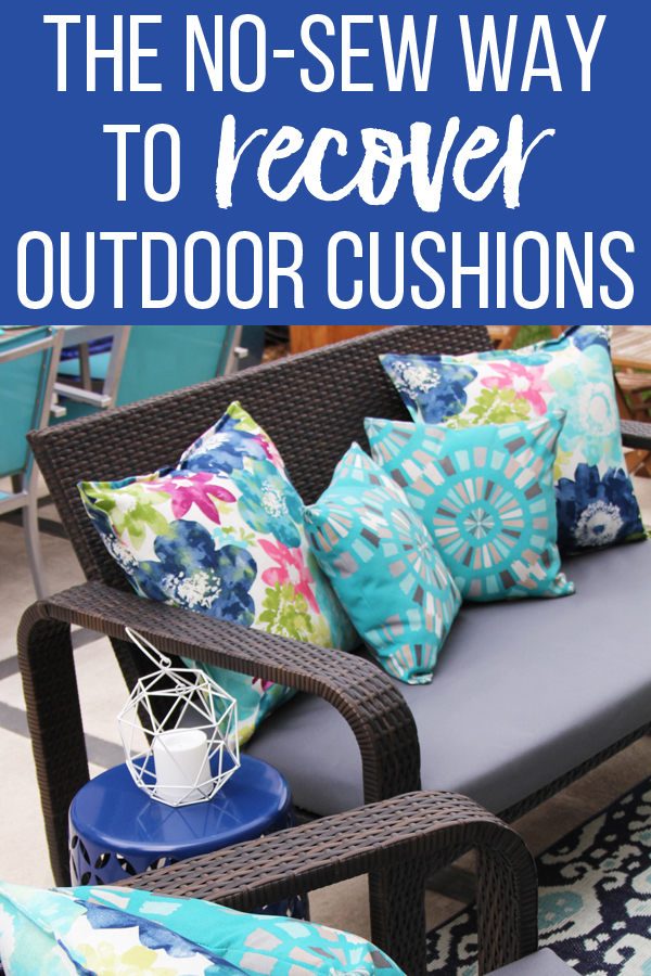 reupholster outdoor cushions