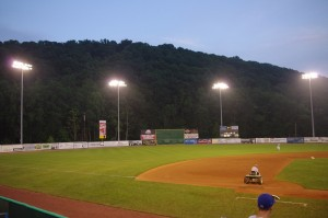 Bowen Field in Bluefield, West Virginia
