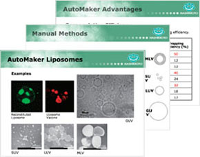 Hashimoto Liposome Automaker And Extruder - Slideshow