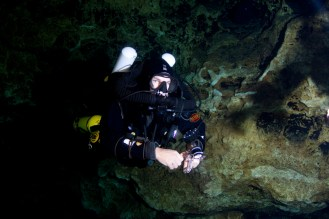 Cave in France Ben Reymenants Cave Diving