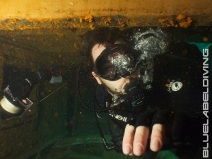 ADvanced Wreck diver