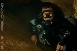 TDI advanced Sidemount Diver Course