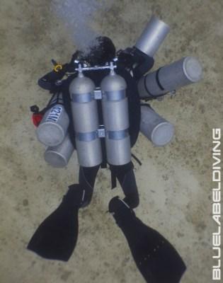 Trimix Diver course with TDI or PADI TecRec