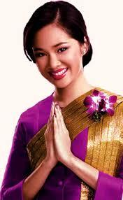 Thai Wai Greating