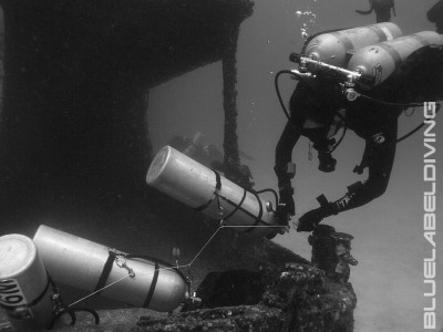 TDI Diver and Instructor courses