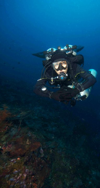 Technical Divemaster