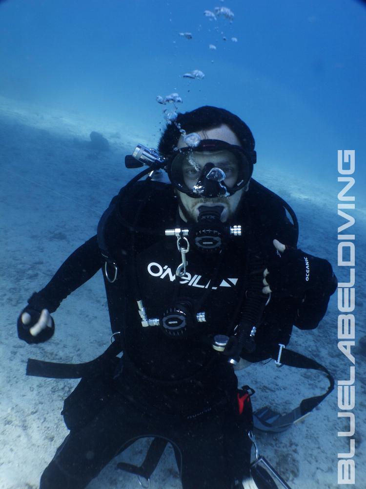 T101 Technical Diving Ops Dive Training
