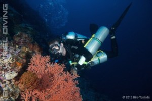 PADI Tec Deep Course Indonesia