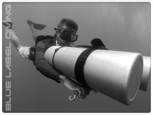 Sidemount Diving Indonesia