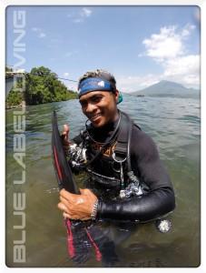 Sidemount Diving Lembeh