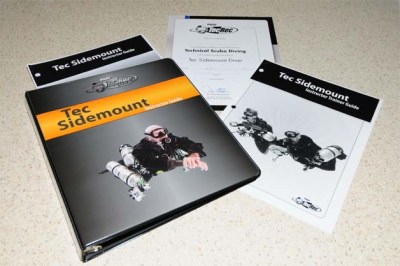Manual for Tec Sidemount course