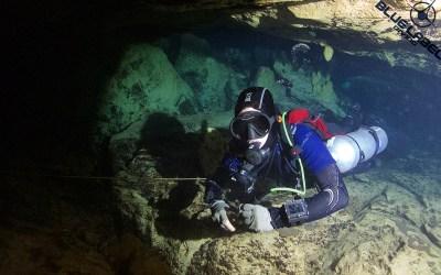 TDI cave courses