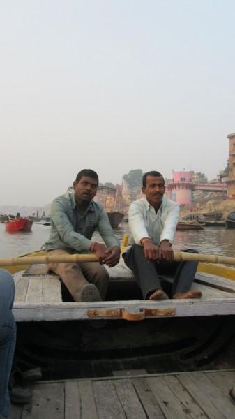 Our Boatmen