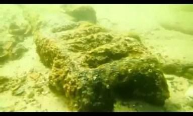 Działa leżące na dnie Bałtyku zostaną wydobyte.