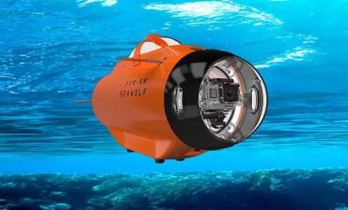 Okręt podwodny TTR-SB Seawolf