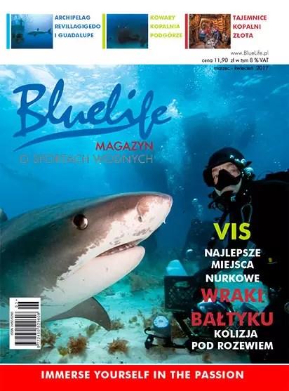 Prenumerata Magazynu BlueLife w wersji papierowej