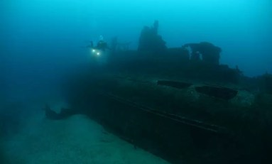 """Ekspedycja """"Scyllias"""". Podwodne dziedzictwo południowej Francji - Rubis, Togo i Espingole"""
