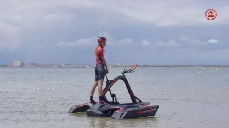 redshark pedal trimaran 3