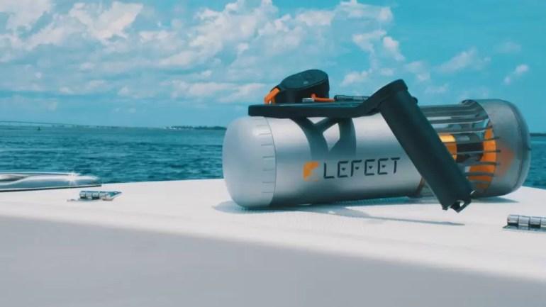 LeFeet S1 Skuter nurkowy