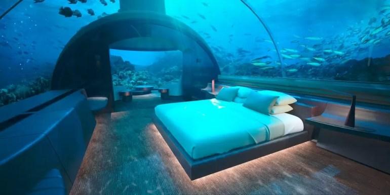 Muraka kompleks wypoczynkowy Maledivy 1