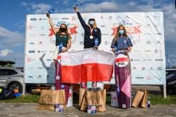 podium ME U17 i U19 kobiet