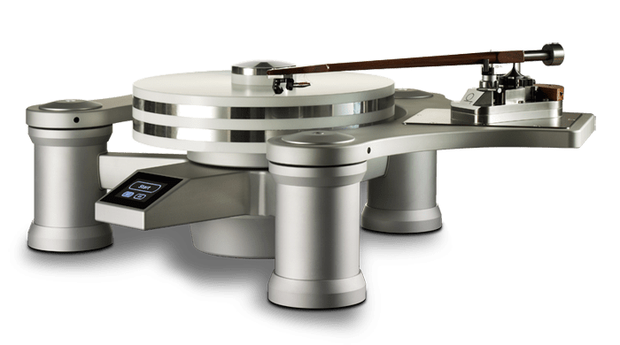 Wave Kinetics NVS Reference Turntable Side View