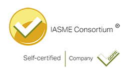 IASME GDPR selfcert badge 2017