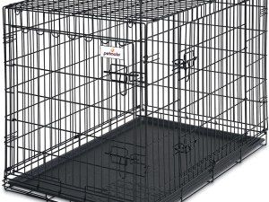 Exercise Pen and Crates