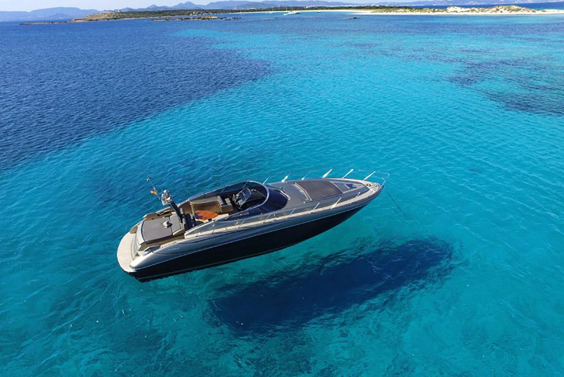 Riva Rivale 52 Boat Rental Amp Hire Ibiza Bluemarine